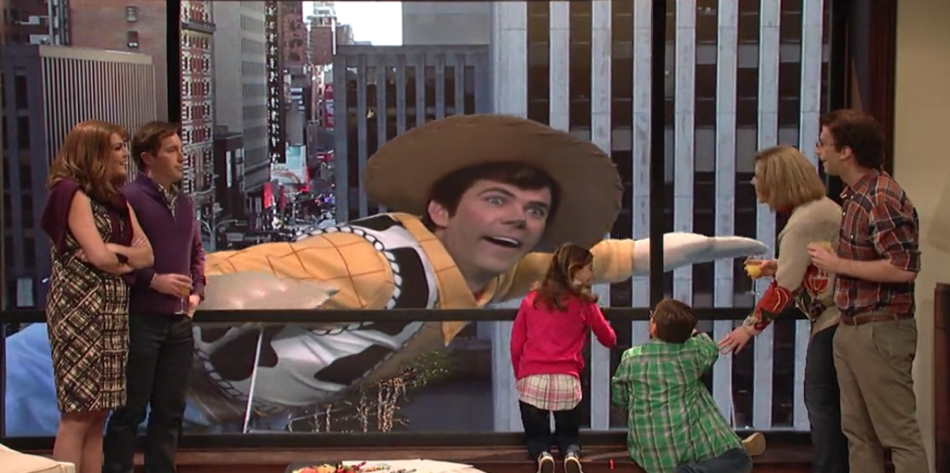 This SNL sketch finally confirmed all of our worst fears about the Macy's Thanksgiving Day Parade