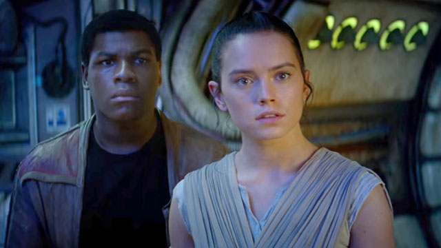 Disney just revealed a brand new image of Star Wars Land and OMG our minds are blown