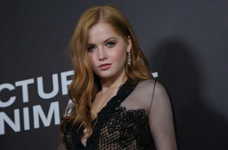"We chatted with actress Ellie Bamber about her new film ""Nocturnal Animals,"" playing Jake Gyllenhaal's daughter, and the most surprising thing about Isla Fisher"