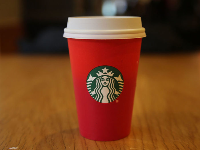 what your favorite holiday starbucks drink says about your personality