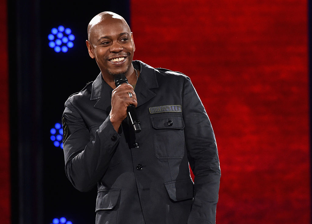 OMG Dave Chappelle will have THREE specials on Netflix next year