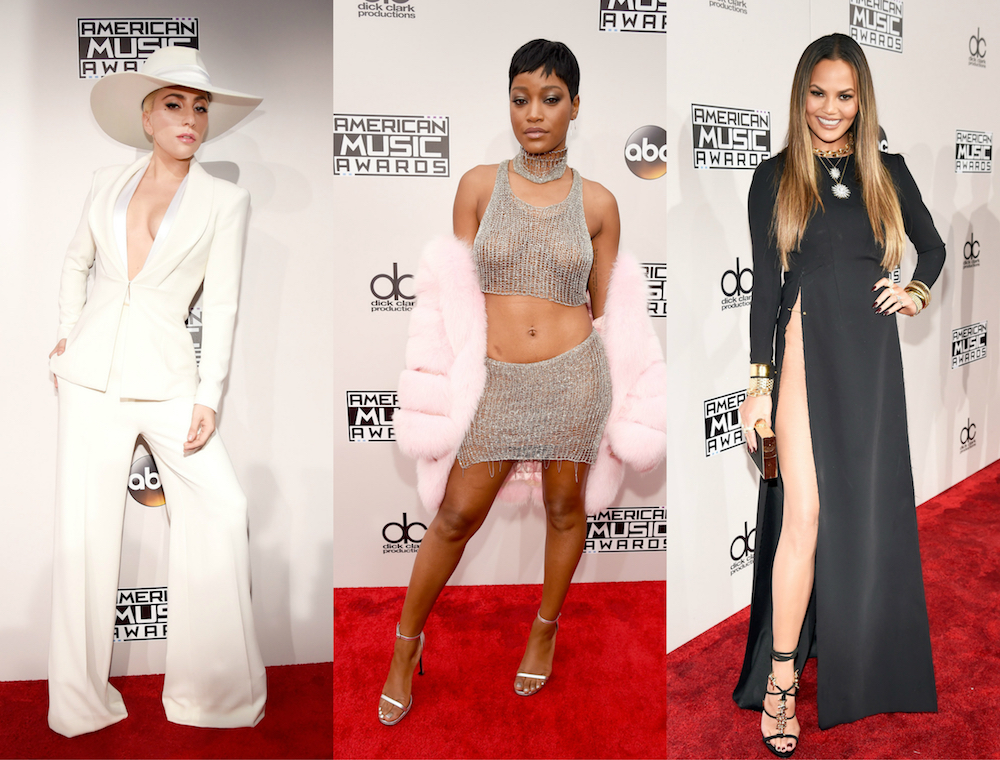 13 of the most stunning looks from last night's AMA red carpet