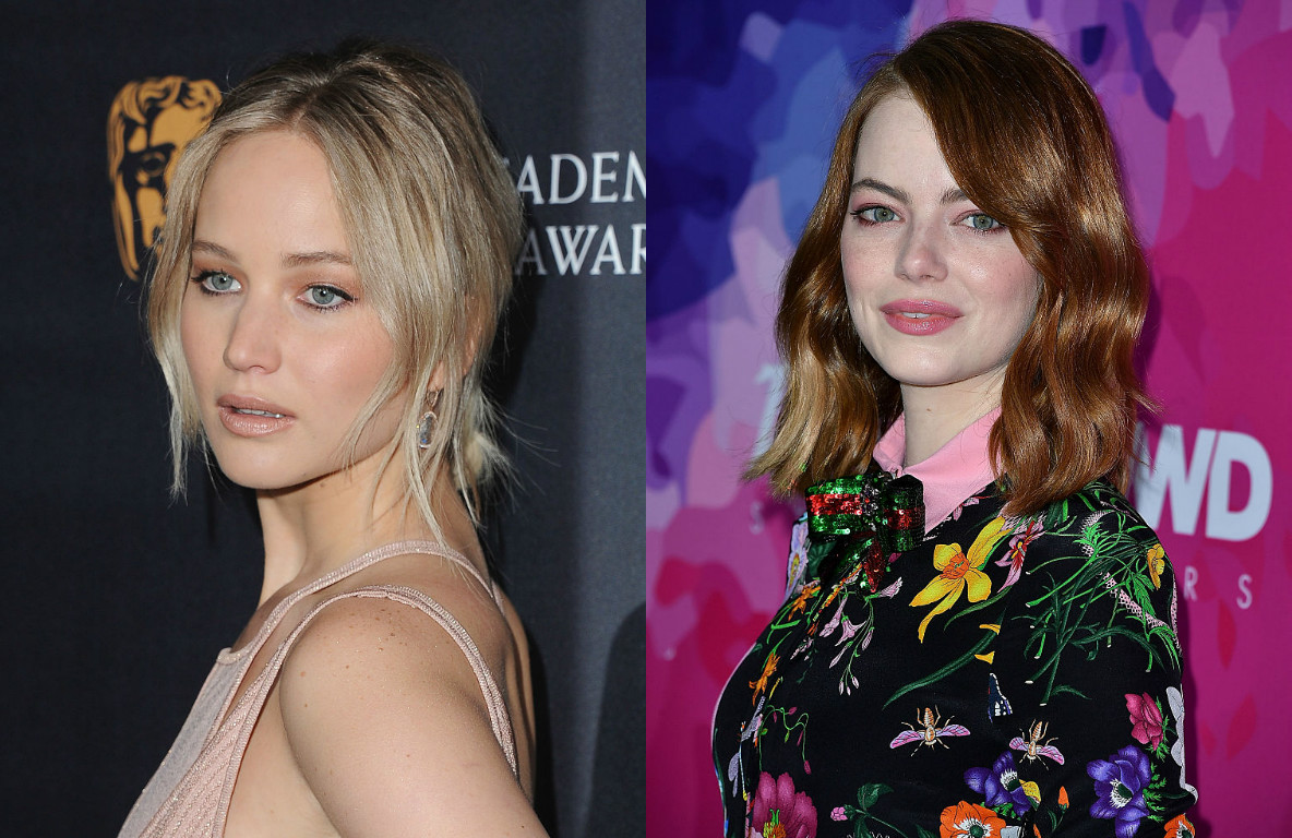 Emma Stone gets candid about being jealous of her best friend Jennifer Lawrence (at first, at least)