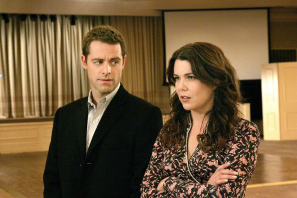 "Lauren Graham literally *forgot* about a plotline on ""Gilmore Girls,"" because no one is perfect"