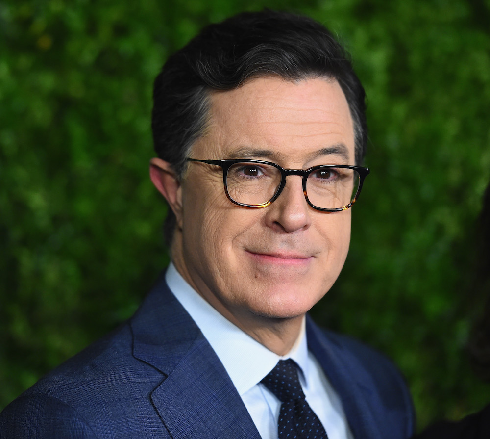 Stephen Colbert returns to host the Kennedy Center Honors, and we can't wait