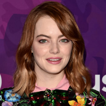 Emma Stone just dressed like a grown-up Nancy Drew and we're ready to solve a fashion mystery