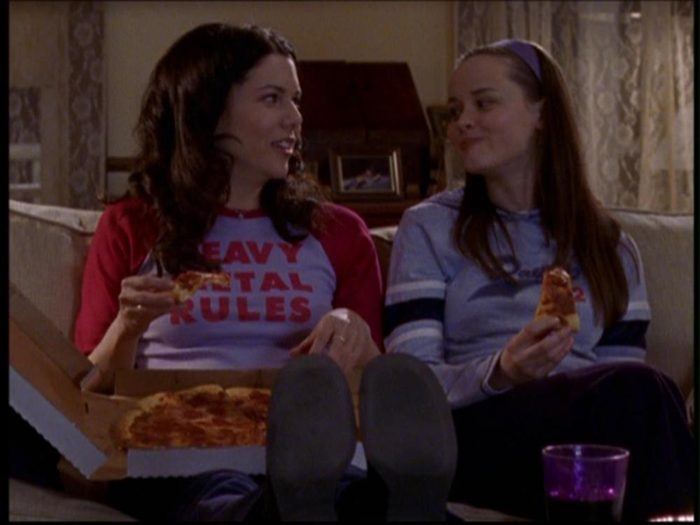 "How ""Gilmore Girls"" affected my relationship with food"