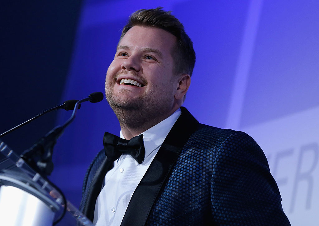 James Corden is hosting the Grammys this year and we are stoked