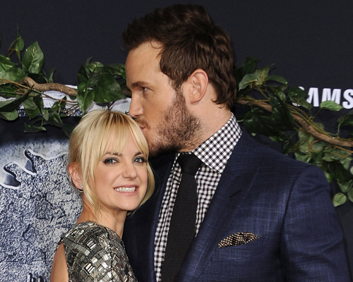 Chris Pratt and Anna Faris were the cutest fans at the Seattle Seahawks game and now we love them even more