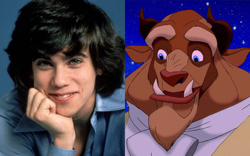 "These adorable throwback photos of Robby Benson, aka Beast from ""Beauty and the Beast,"" will make you feel things"