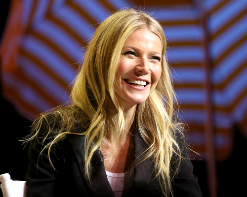 Gwyneth Paltrow says creating Goop is the first time she has ever been professionally fulfilled