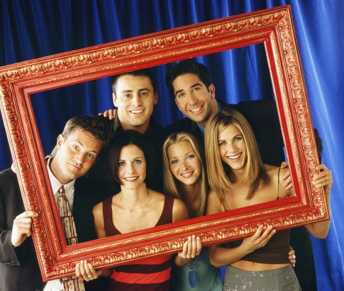 "Jennifer Aniston just revealed something shocking about the ""Friends"" cast"