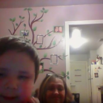 This little boy recorded this sweetest video for his first YouTube subscriber who also happens to be his grandma