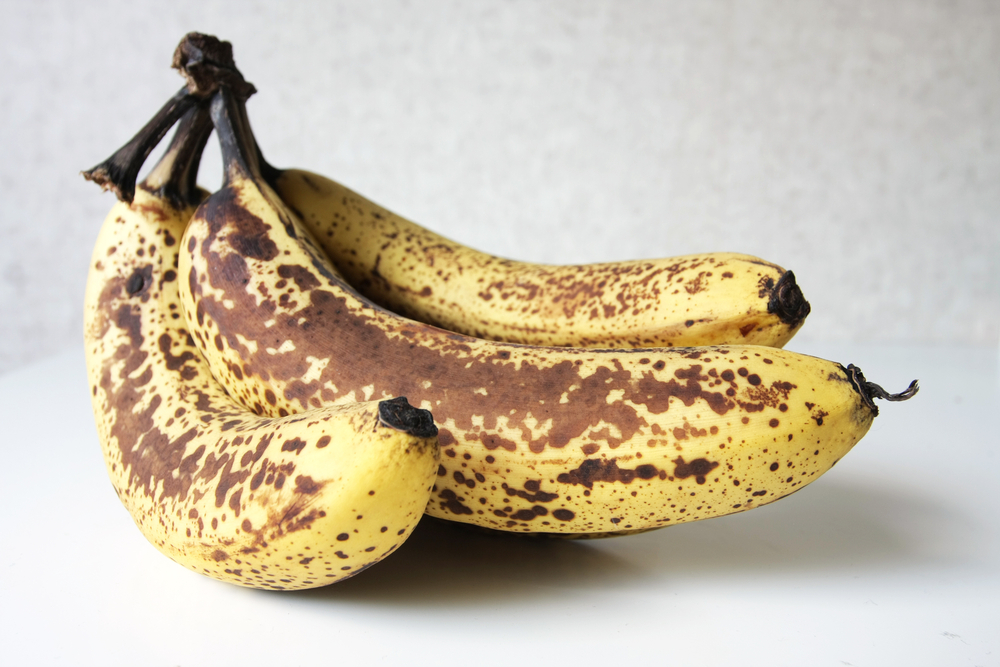 Very important PSA: Brown bananas are healthier than you think