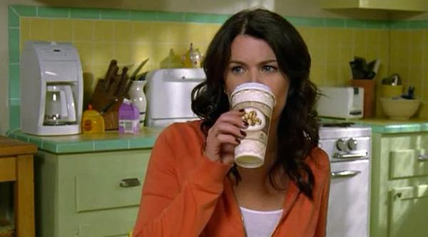 "Take the ""Gilmore Girls"" coffee challenge — because yes it's a thing"