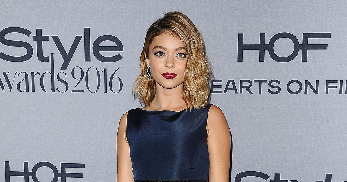 Sarah Hyland just covered a Maroon 5 song and it obviously slays