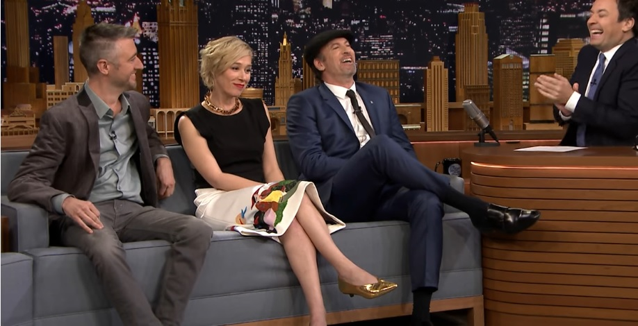 "Scott Patterson, Liza Weil, and Sean Gunn from ""Gilmore Girls"" chatted with Jimmy Fallon last night, and it was amazing"