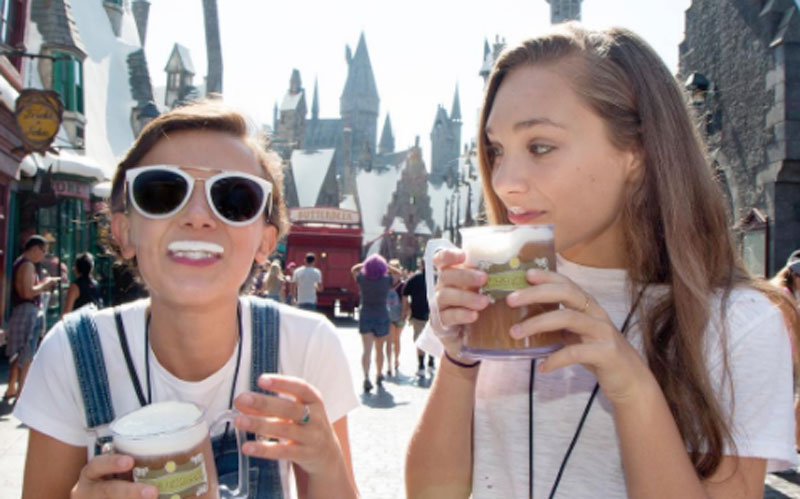 Prodigies Millie Bobby Brown and Maddie Ziegler's latest BFF photos are way too cute for this world