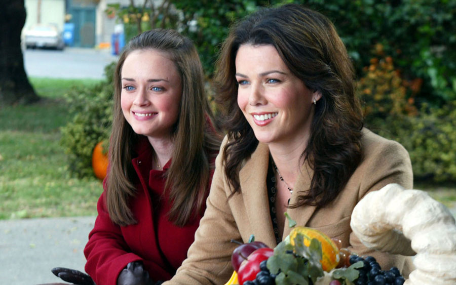 """What watching """"Gilmore Girls"""" as a woman raised by a single mom means to me now"""
