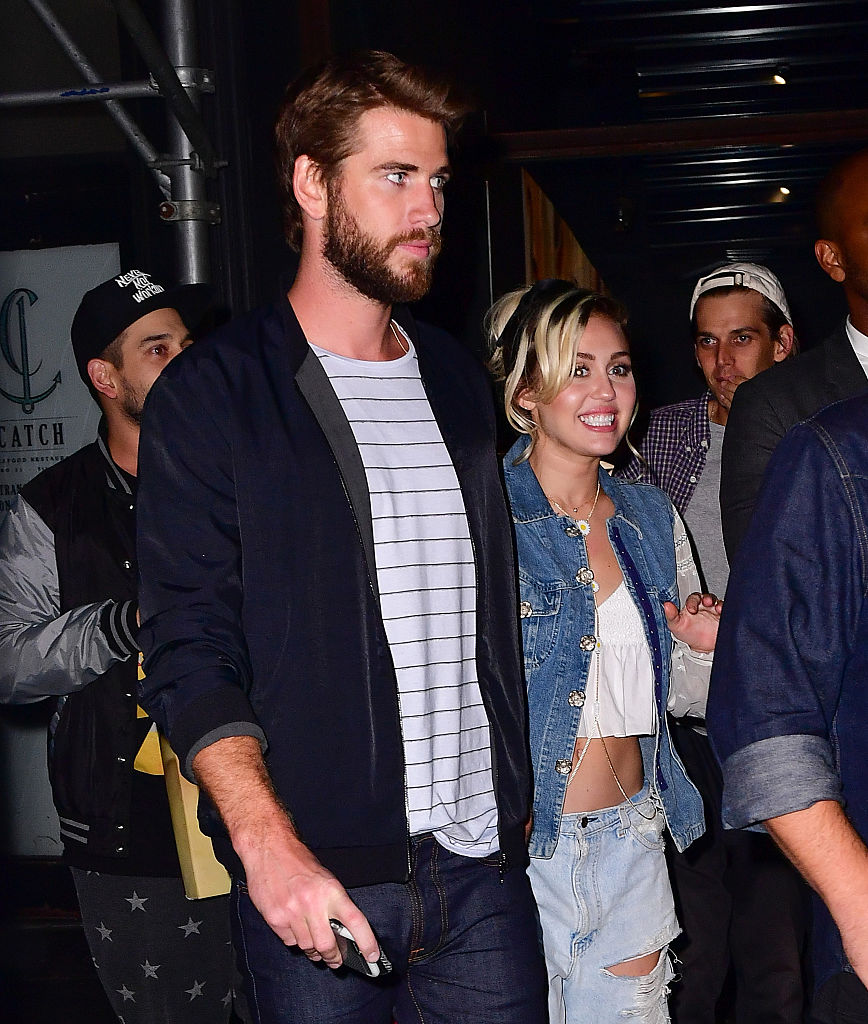Liam Hemsworth makes rare social media appearance to gush over his love, Miley Cyrus