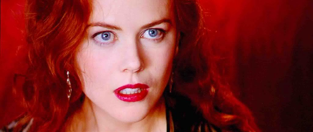 "Nicole Kidman opened up about how ""Moulin Rouge!"" helped her get through her *very* public divorce with Tom Cruise"
