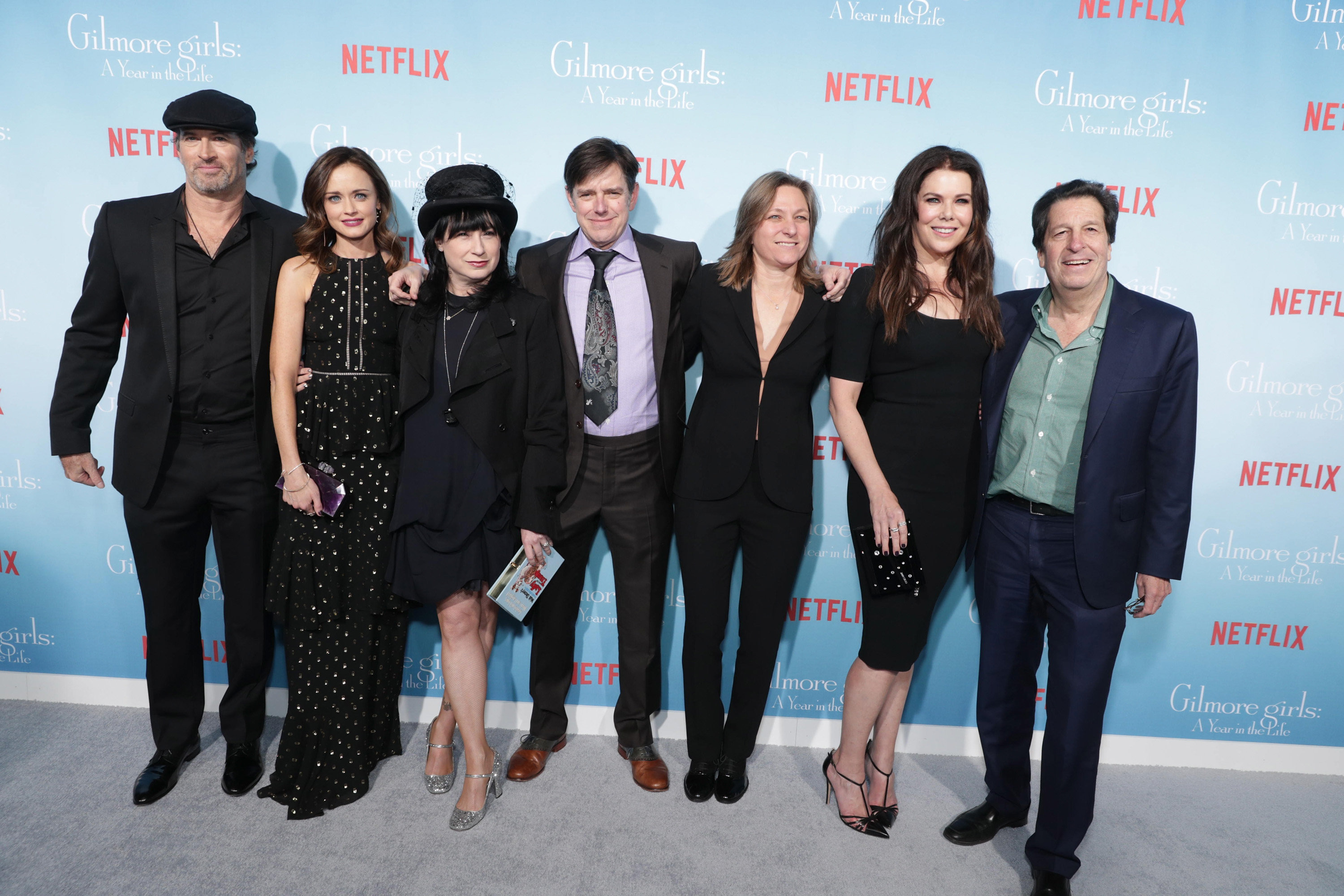 "This is how Amy Sherman-Palladino pitched ""Gilmore Girls"" to Netflix, and OMG it's perfect"