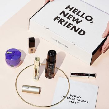 Byrdie came out with a limited edition beauty box and it is filled with amazing, glorious deals