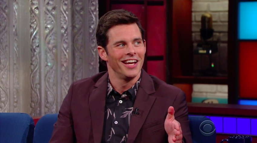 Turns out James Marsden does a pretty killer Matthew McConaughey impression, and, who knew?