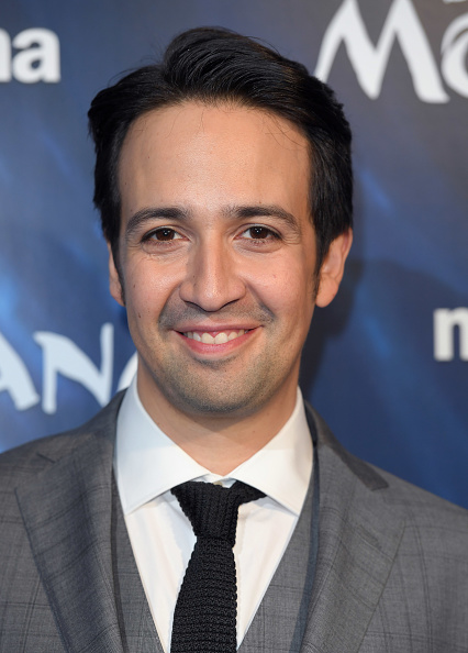 Lin-Manuel Miranda loves his new haircut, but his wife misses the ponytail