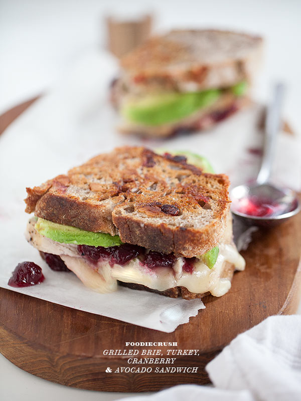 ... super smart and creative ways to use Thanksgiving leftovers for lunch