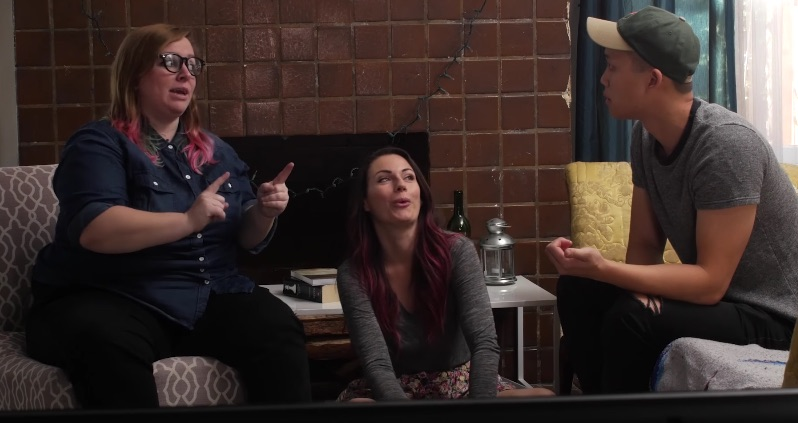 This video hilariously sums up what having girl roommates is like