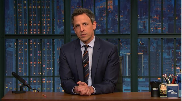 Seth Meyers hilariously rants about how close Thanksgiving and Christmas are, speaks for all of us