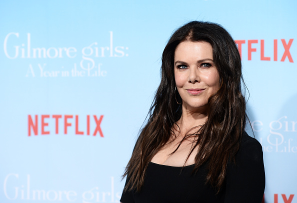 Lauren Graham has a special Thanksgiving message for all us Gilmore Girl fans