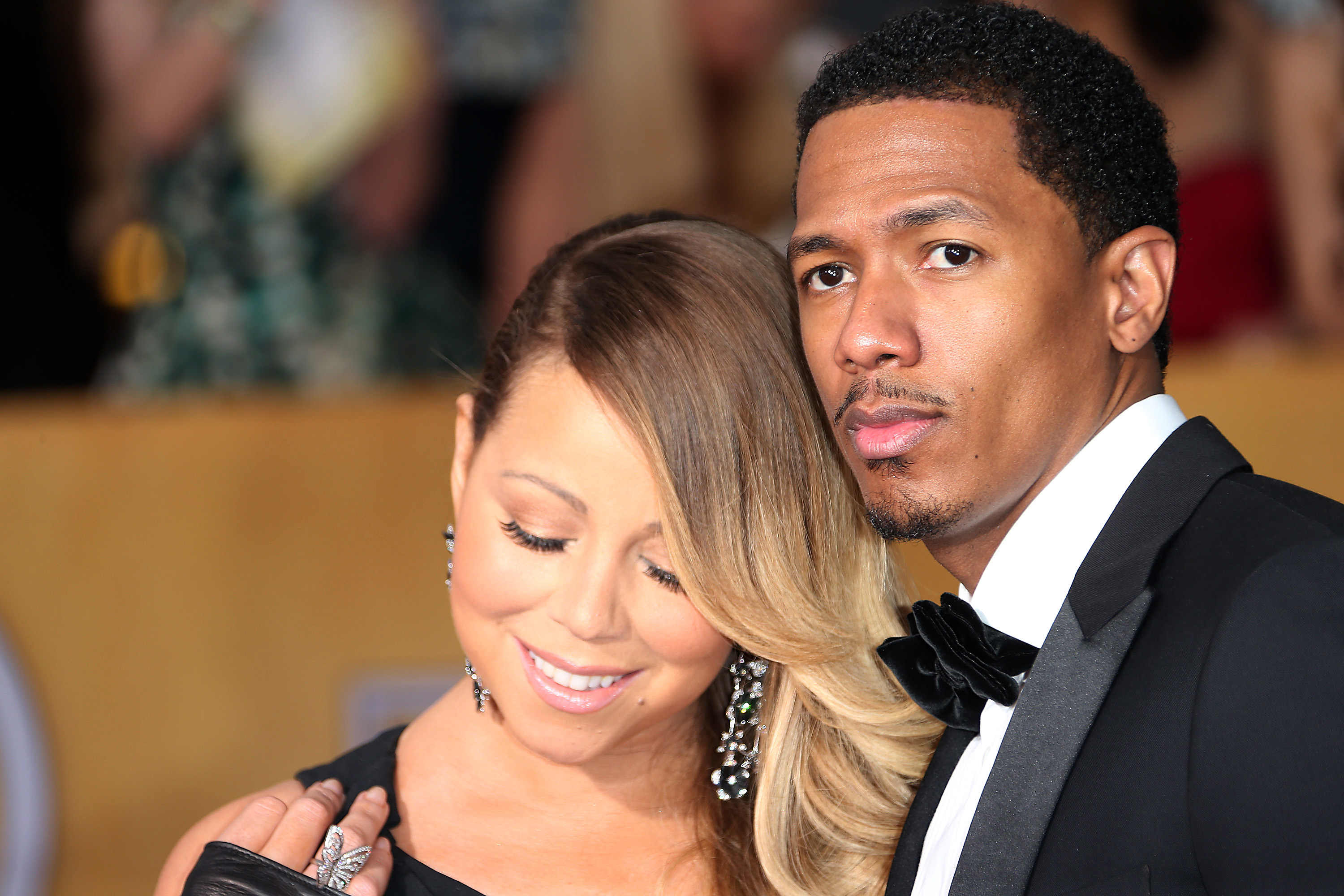 Mariah Carey and Nick Cannon reunited for Thanksgiving, we are feeling things right now
