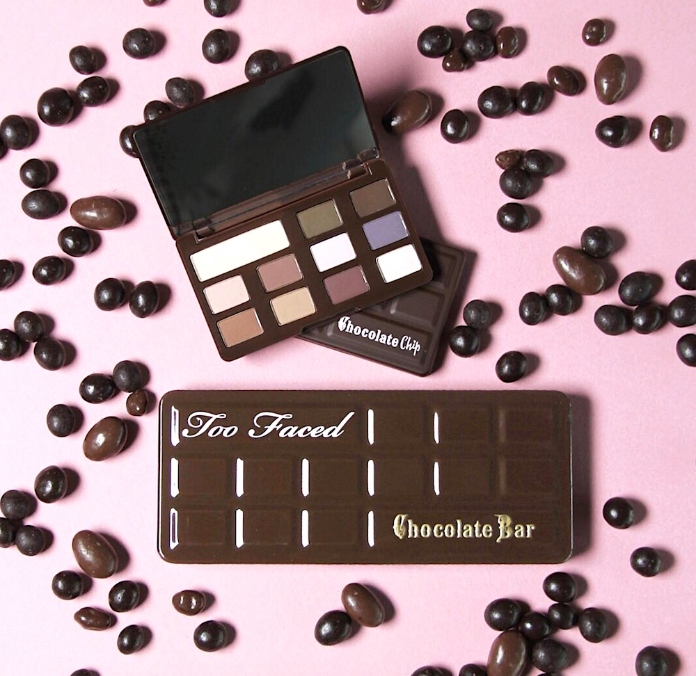 Too Faced's mini Matte Chocolate Chip palette is finally here and ...