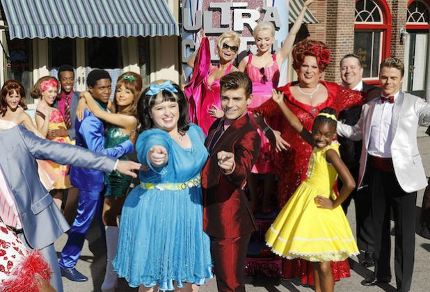 "Hairspray Live's ""You Can't Stop the Beat"" was absolutely the highlight of the Macy's Thanksgiving Day Parade"