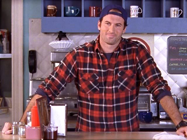 "Watch this video to learn Scott Patterson's, aka Luke from ""Gilmore Girls,"" fave burger recipe"