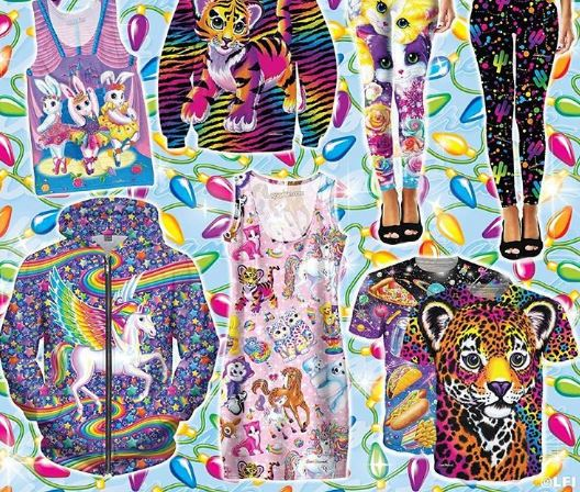 Lisa Frank's Black Friday sale is a '90s girl's fantasy