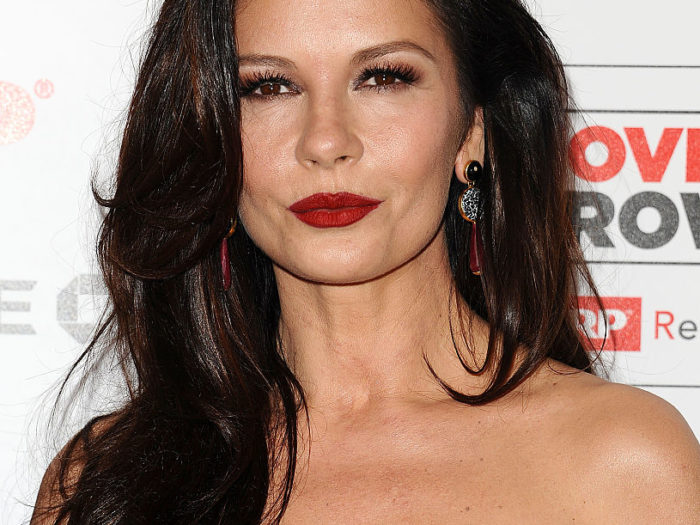 Catherine Zeta Jones Latest Bikini Instagram Pic Is A