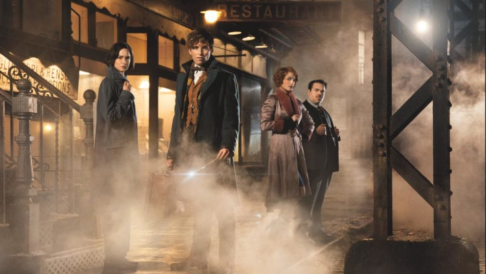 "Whoa, JK Rowling just revealed a huge hint about the plot of the next ""Fantastic Beasts"" movie"
