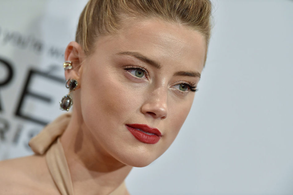 Amber Heard's new video about domestic abuse is seriously emotional and super important