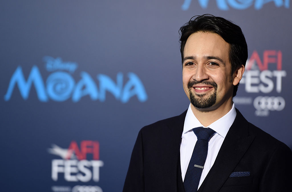 """Lin-Manuel Miranda loves """"The Little Mermaid"""" as much as we do guys, and it's adorable"""