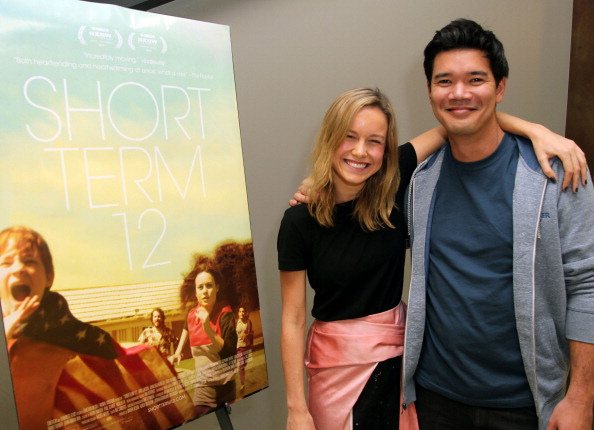 """Brie Larson sent the sweetest message to her """"chosen brother"""" and there's some awesome news in it"""