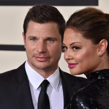 Vanessa Lachey's gender reveal came with a 98 Degrees song, obviously