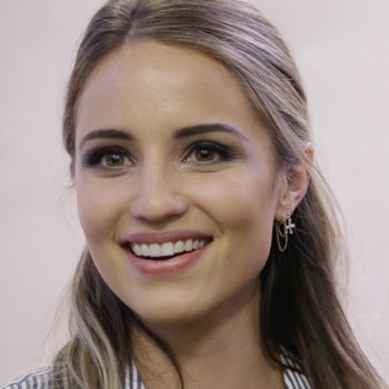 Dianna Agron's Thanksgiving involved some pretty unbelievable animal pajamas