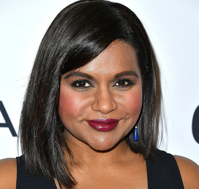 Mindy Kaling belated Thanksgiving post is *so* relatable