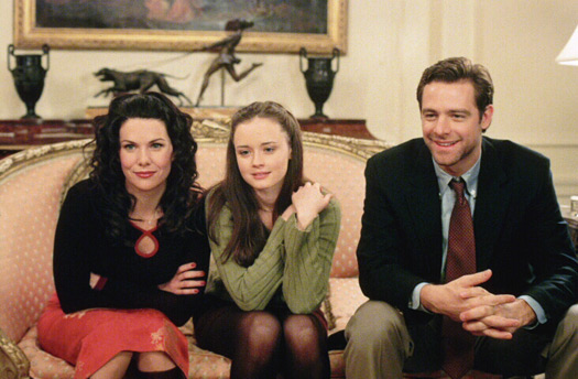 "Everything we need to know about Christopher and Rory's reunion on the ""Gilmore Girls"" reboot"
