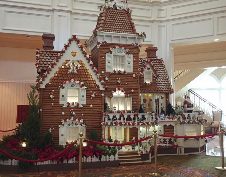14 amazing gingerbread house ideas because it is for Gingerbread house plans