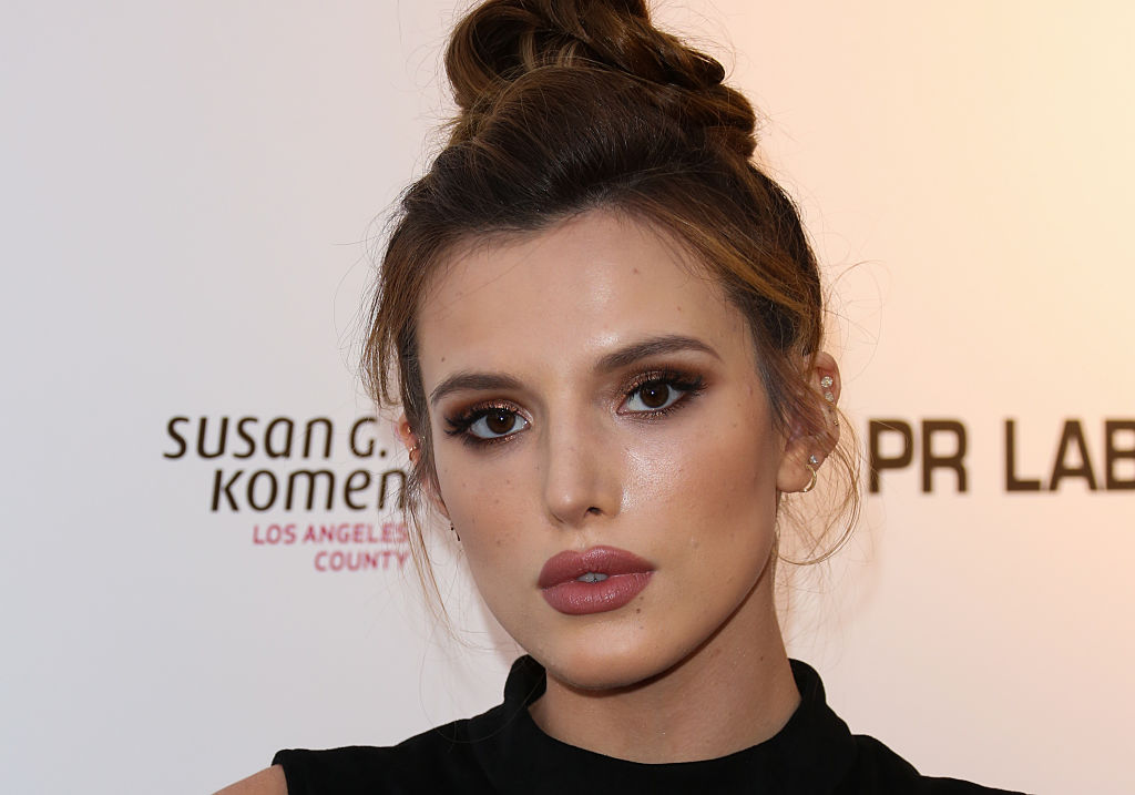 Bella Thorne posted this message to her fans this holiday season and we are honored