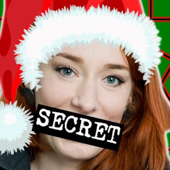Watching this woman explain why Secret Santa is mathematically messed up is weirdly so calming